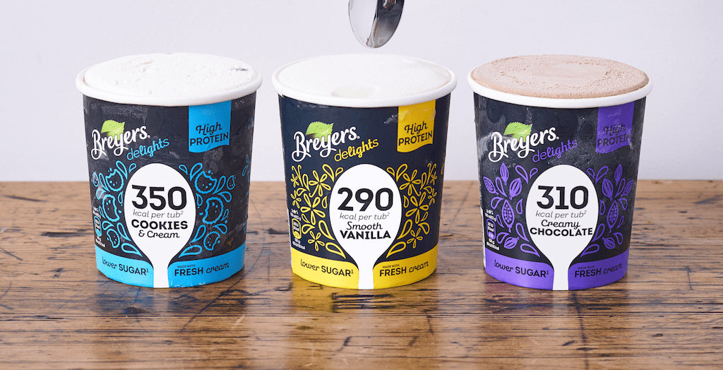 Breyers Delights: Tasting is believing!