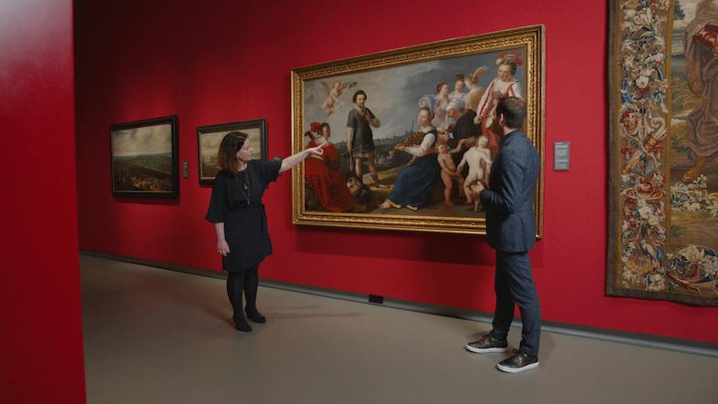 Virtuele rondleiding als kans voor de culturele sector
