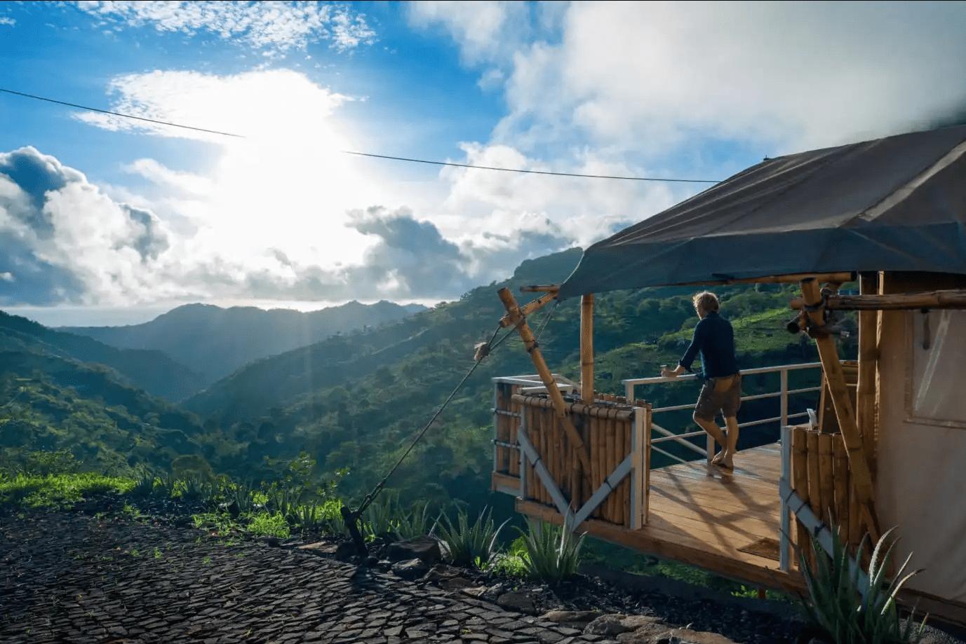 Verbeter de wereld met je reis